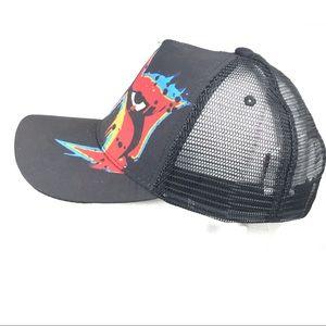 7fba7fa6 WWE Accessories | Ultimate Warrior Trucker Hat Wwf Snapback | Poshmark